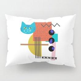 GeoMeow II Pillow Sham