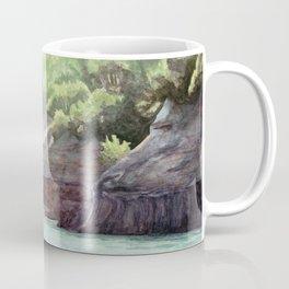 Picture Rocks Coffee Mug