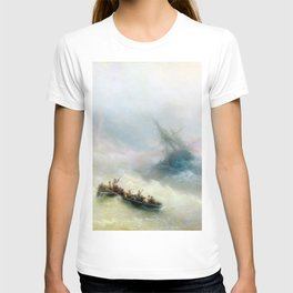 Ivan Aivazovsky - Rainbow T-shirt