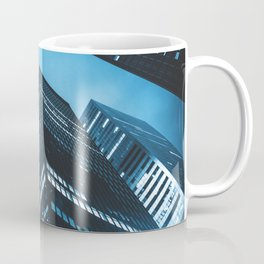 new york city building Coffee Mug