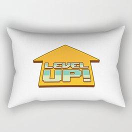 LEVEL UP! Rectangular Pillow