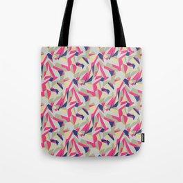 Psycho Pattern Tote Bag