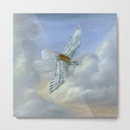 Isabella to the Sky Metal Print
