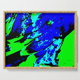 Digital Abstraction 006 Serving Tray