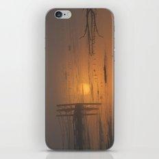 Sunrise on the Horicon Marsh iPhone & iPod Skin