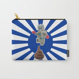 Poo jumping Carry-All Pouch