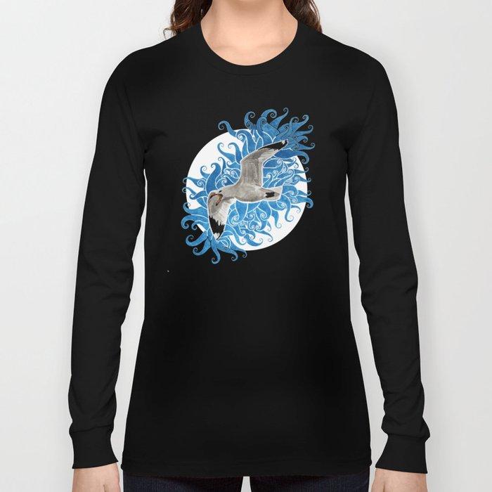 Gull Long Sleeve T-shirt