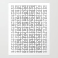 tree rings Art Prints featuring Tree Rings by Andrew Stephens