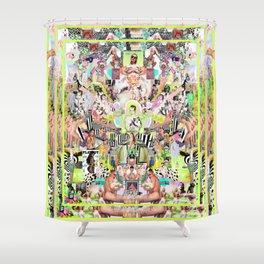 CALI Shower Curtain