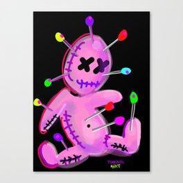 VOO DOO LOVE TOY Canvas Print