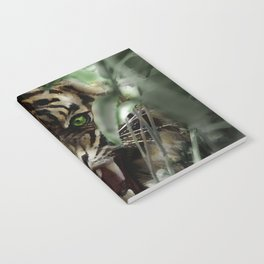 Tiger Eye Notebook