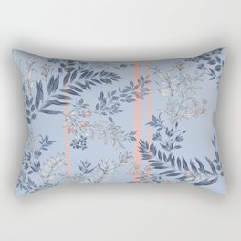 Pastel Tropical Rectangular Pillow