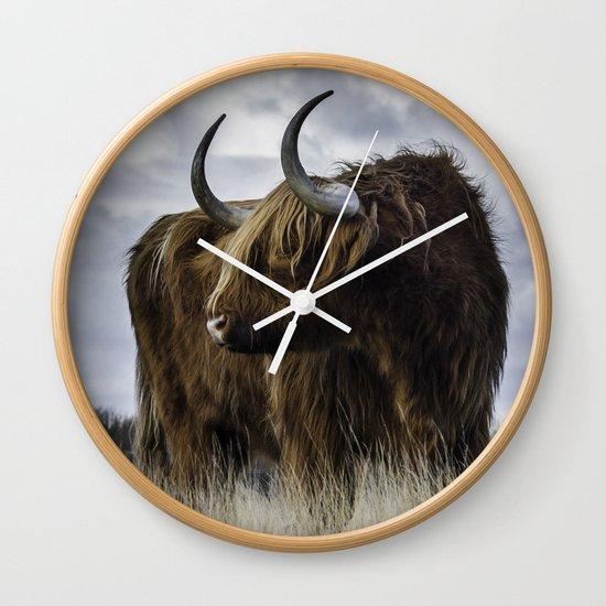 Highlander 3 Wall Clock