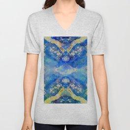 Kaleidoscope Awakening Unisex V-Neck