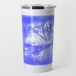 The Song of The Swan Travel Mug