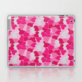 Camo harts Laptop & iPad Skin