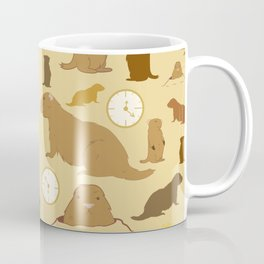 Groundhogs Coffee Mug