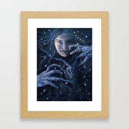 Nimue Framed Art Print