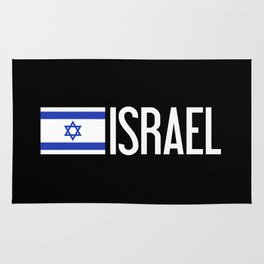Israel: Israeli Flag & Israel Rug