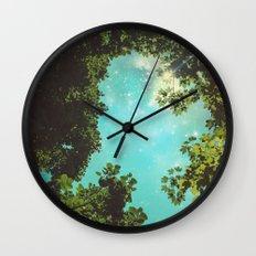Starry Sky Wall Clock