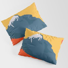 The Mountain are calling Pillow Sham