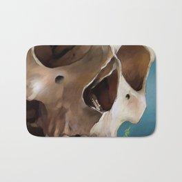 Skull 2 Bath Mat