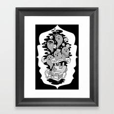 FORTUNA Framed Art Print