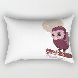 Owlways kiss me goodnight Rectangular Pillow