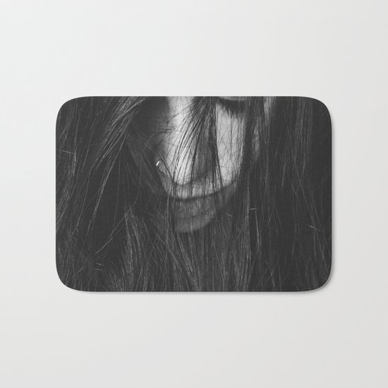 Dark Girl Bath Mat