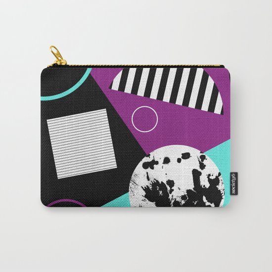 Bits And Bobs 2 - Abstract, geometric design Carry-All Pouch