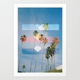 Day and Night Art Print