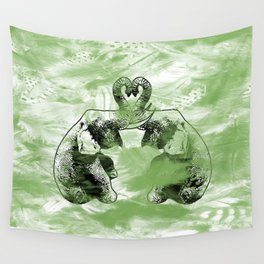 Plumpy Love Wall Tapestry