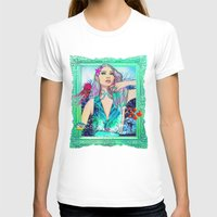pisces T-shirts featuring Pisces by Sara Eshak