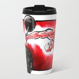 Strong man Travel Mug