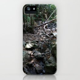 Creek iPhone Case