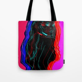 The Neon Demon Tote Bag