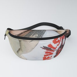Echoes of an Ongoing Riot Fanny Pack