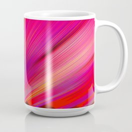 Re-Created  Feather iv by Robert S. Lee Coffee Mug