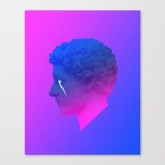Satur Canvas Print