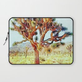 Joshua Tree VG Hills by CREYES Laptop Sleeve