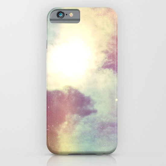 look to the sky iPhone & iPod Case