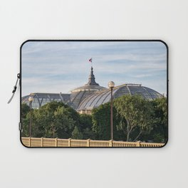 Great Palace in Paris, France. Laptop Sleeve