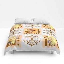 Season Fashionista - Venus Comforters