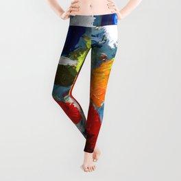 The Artist's Palette Leggings