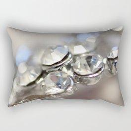 Sparkle - JUSTART ©, macro photography. Rectangular Pillow