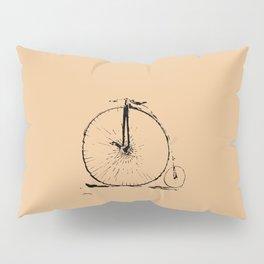 Unicycle Bike Pillow Sham