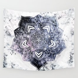 CANCER CONSTELLATION MANDALA Wall Tapestry