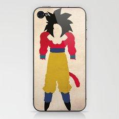 Goku SSJ 4 iPhone & iPod Skin