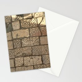Floor Tiles Stationery Cards