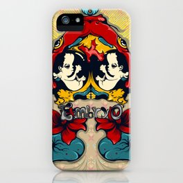 Embryo iPhone Case
